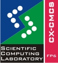 Scientific Computing Laboratory Logo by Duško Latas